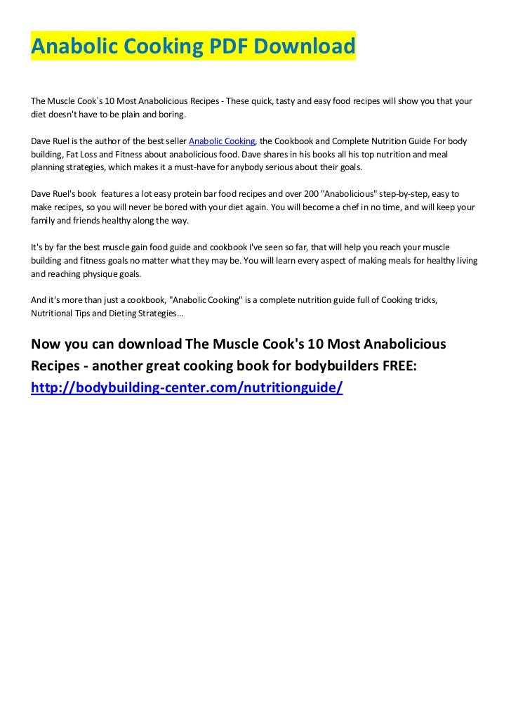 Anabolic cooking pdf download 1 728gcb1346470151 anabolic cooking pdf downloadthe muscle cooks 10 most anabolicious recipes these quick forumfinder Image collections