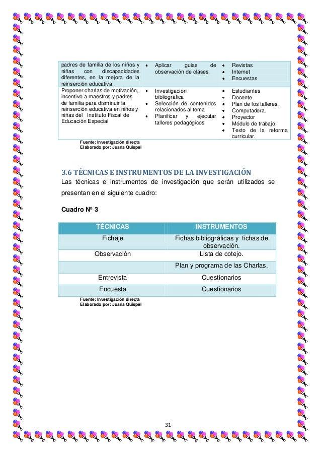 padres de familia de los niños y       Aplicar    guias       de    Revistasniñas     con     discapacidades       observa...