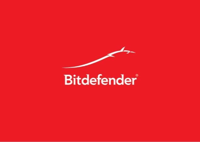 Copyright@Bitdefender 2014/ www.bitdefender.com 5/27/2014 • 2 2011 2000 2005 - - - 2012 2013 - - - - - - - - - The beginni...