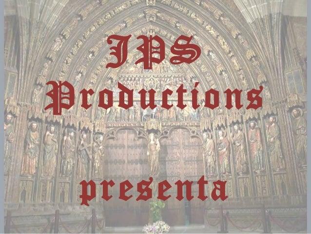 JPS Productions presenta
