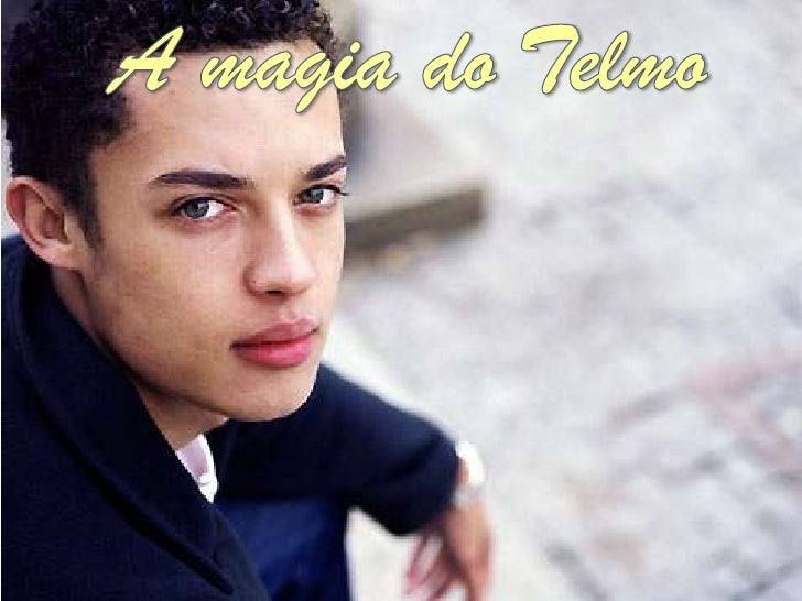 A magia do Telmo<br />