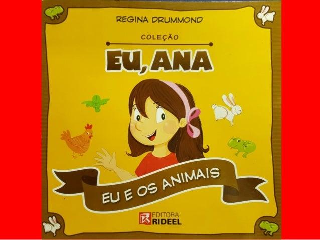Ana e os animais