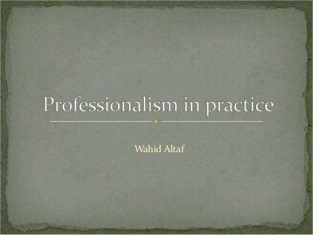 Wahid Altaf
