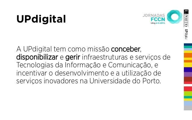 Serviço de Descoberta da Universidade do Porto Slide 3