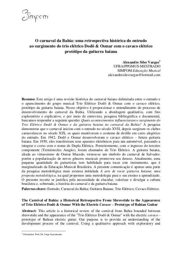 TRIO OSMAR DODO E ELETRICO MUSICAS BAIXAR