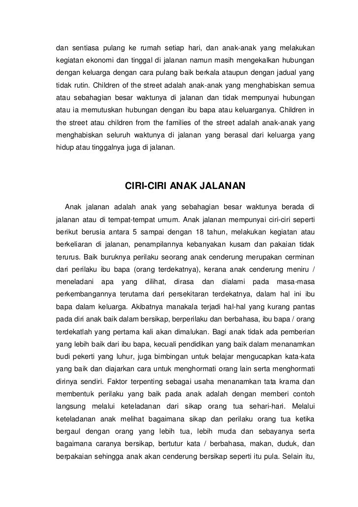 statistik gelandangan di malaysia pdf download