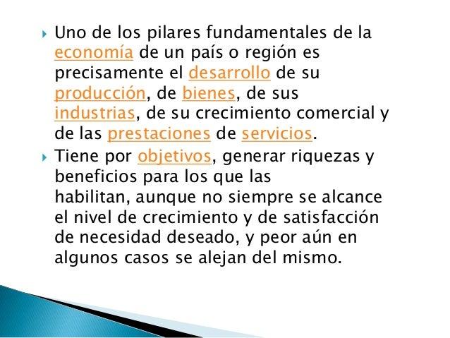   Es el valor total de la producción corriente de    bienes y servicios finales, dentro del territorio    nacional por u...