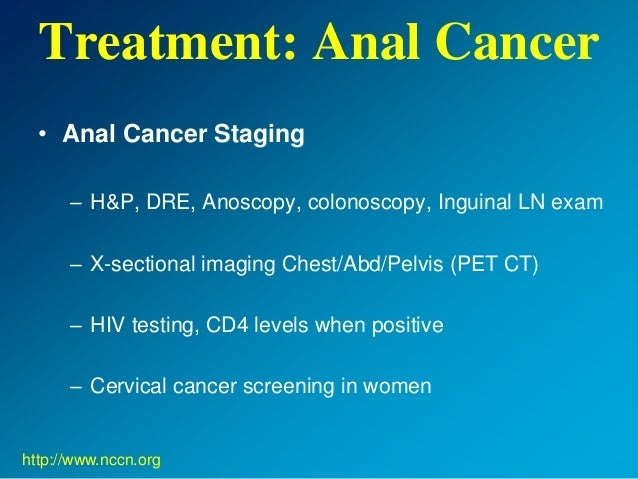 Anal Cancer Test