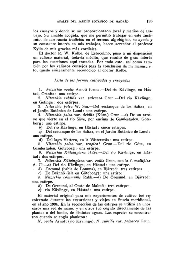 Multiplicacion vegetativa diatomeas for Anales del jardin botanico de madrid