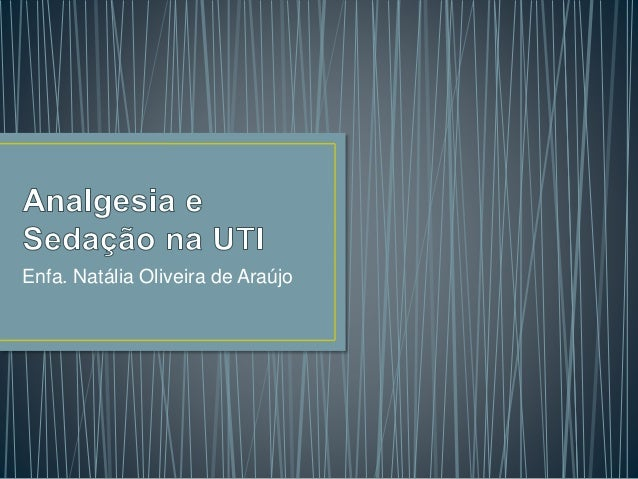 Enfa. Natália Oliveira de Araújo