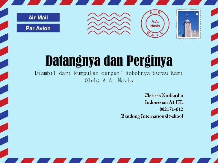 I           1cAir Mail                                         A.A.                                         NavisPar Avion...