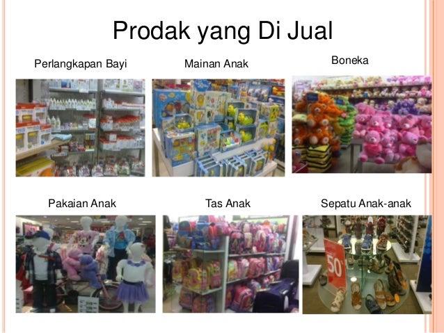 metode penelitian terhadap konsep market retail Matahari