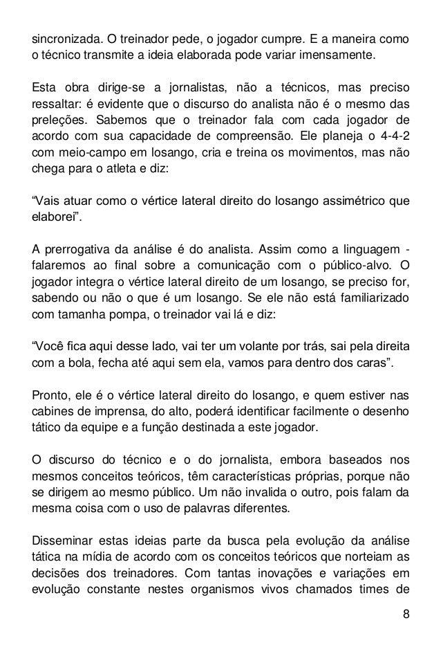 bb6c97a88ac9e Análise Tática de Futebol