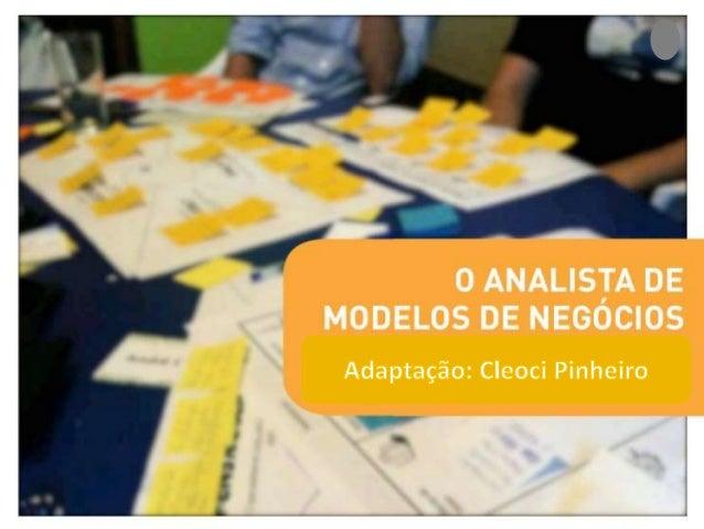 Analise de  Modelo de Negócio