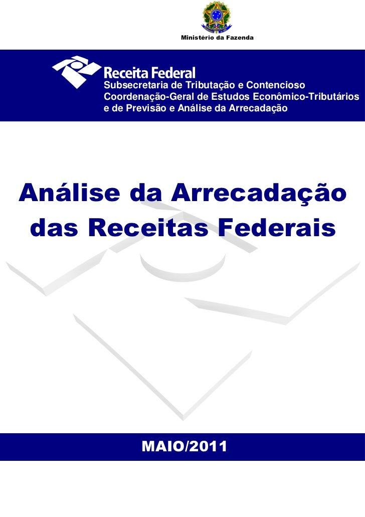 Ministério da Fazenda     Subsecretaria de Tributação e Contencioso     Coordenação-Geral de Estudos Econômico-Tributários...