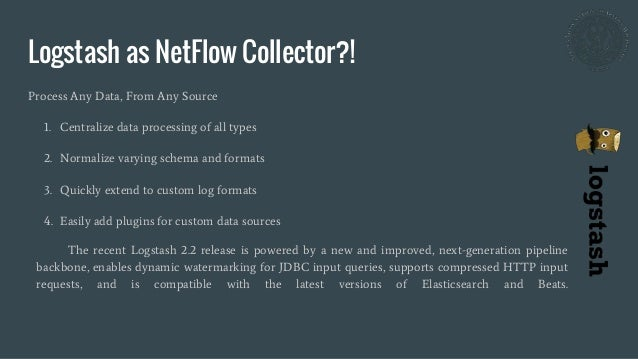 Analise NetFlow in Real Time
