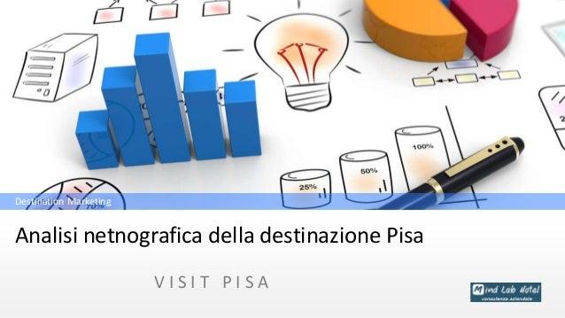 YOU R LO G O  Analisi netnografica della destinazione Pisa  V I S I T P I S A  Destination Marketing