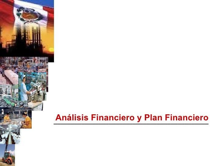 Análisis Financiero y Plan Financiero_____________________________________________