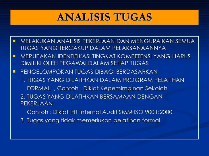 Analisis Kompetensi Kepala Sekolah