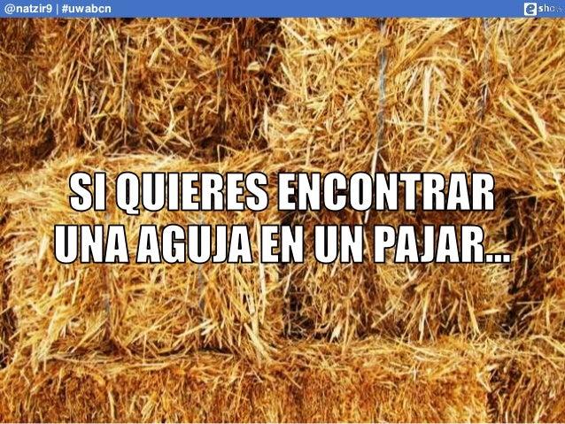 www.analistaseo.es @natzir9 | #uwabcn
