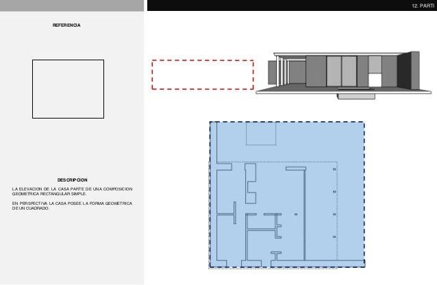 Analisis Arquitectonico De La Casa Scrimaglio