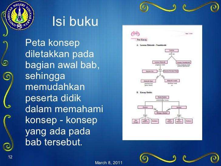 Analisis Buku Kimia Sma