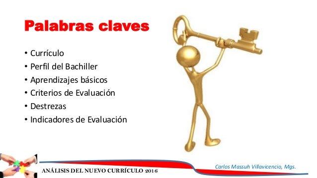 ANÁLISIS NUEVO CURRÍCULO Slide 3