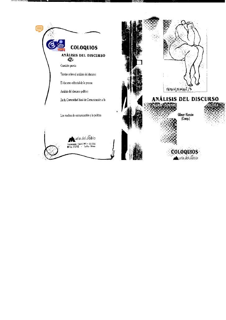 Analisis Del Discurso Opt