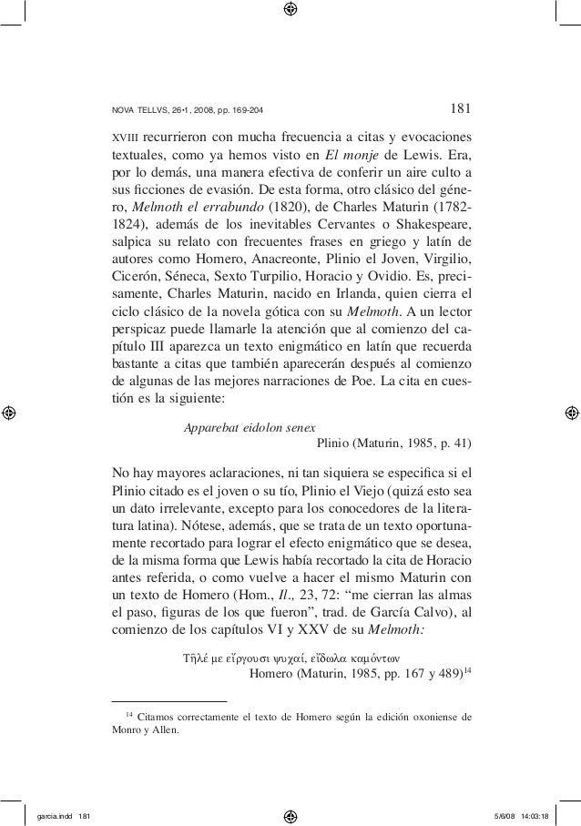Analisis del gato negro - Frases en griego clasico ...