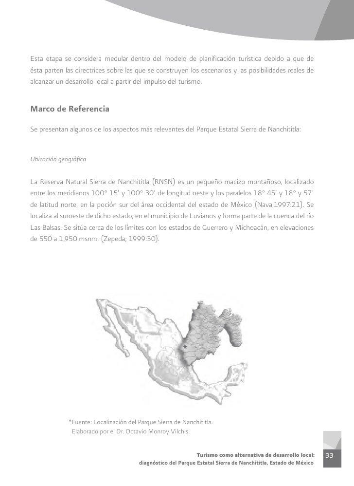 analisis del turismo 2009