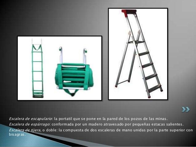 Analisis de modulacion escaleras y estacionamientos for Escalera madera portatil