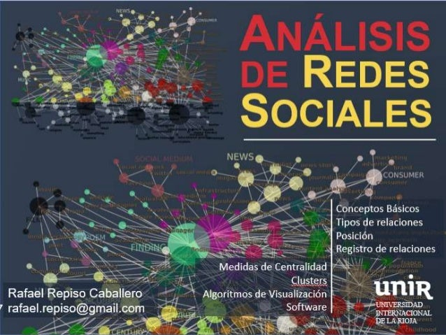 7 ANÁLISIS DE REDES SOCIALES Rafael Repiso Caballero rafael.repiso@gmail.com Conceptos Básicos Tipos de relaciones Posició...