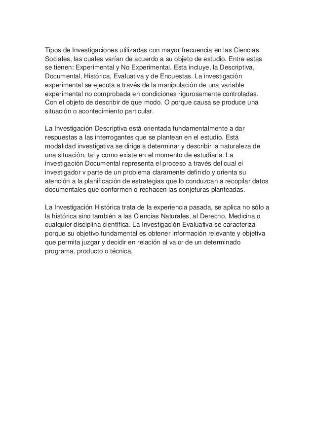 analisis y resumen del modulo de metodologia de la investigación
