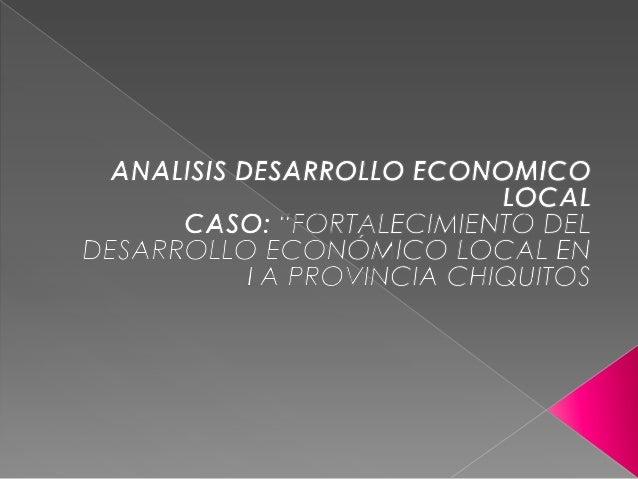  TERRITORIO:La provincia de Chiquitos se encuentra en la parte oriental del departamentode Santa Cruz y la componen tres ...