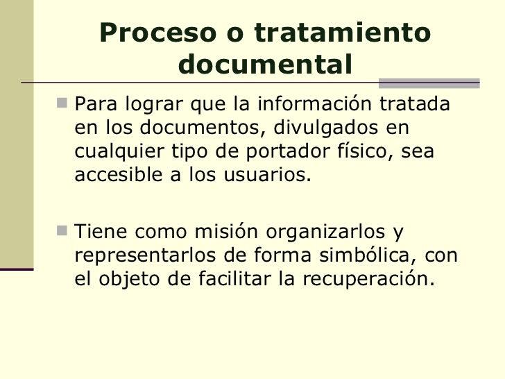 Lenguajes Documentales (Analisis Documental I) Slide 2