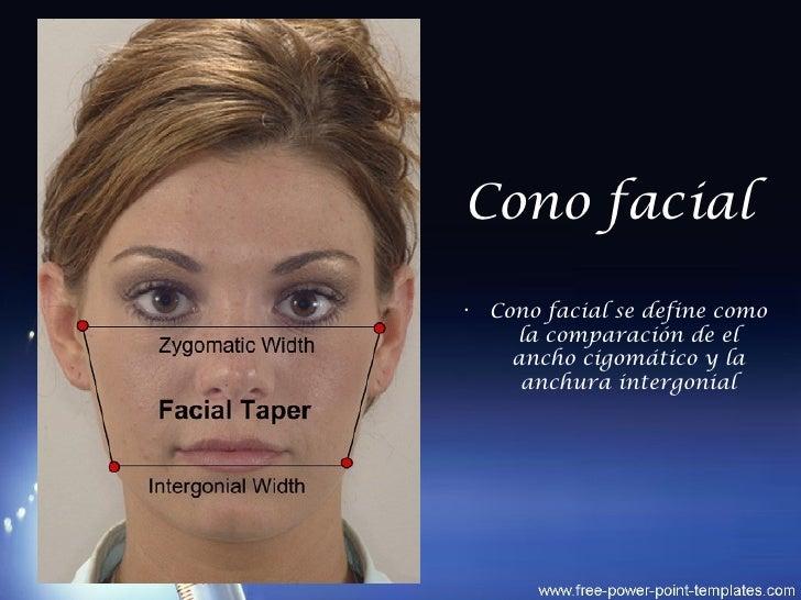 Ndice facial morfol gico