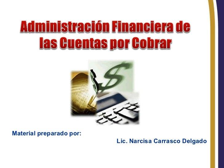 RHVF. Material preparado por: Lic. Narcisa Carrasco Delgado