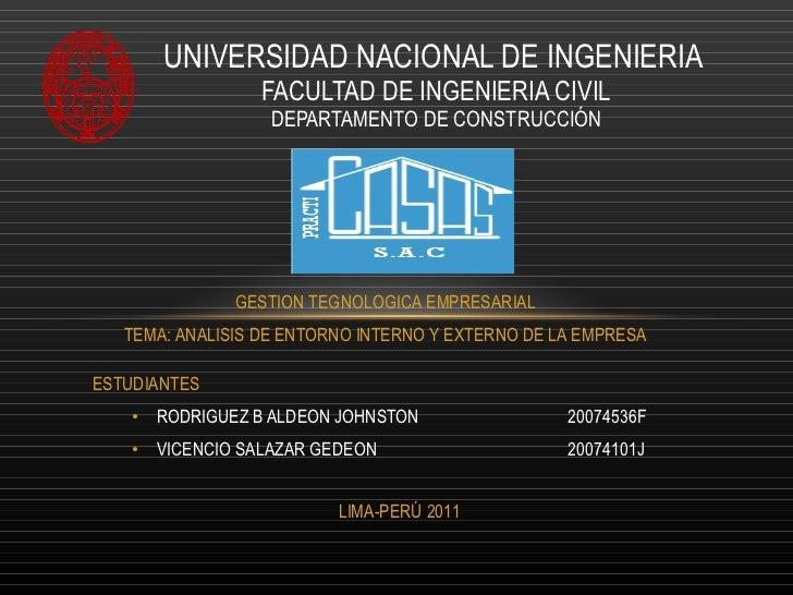 <ul><li>ESTUDIANTES </li></ul><ul><ul><li>RODRIGUEZ B ALDEON JOHNSTON 20074536F </li></ul></ul><ul><ul><li>VICENCIO SALAZA...