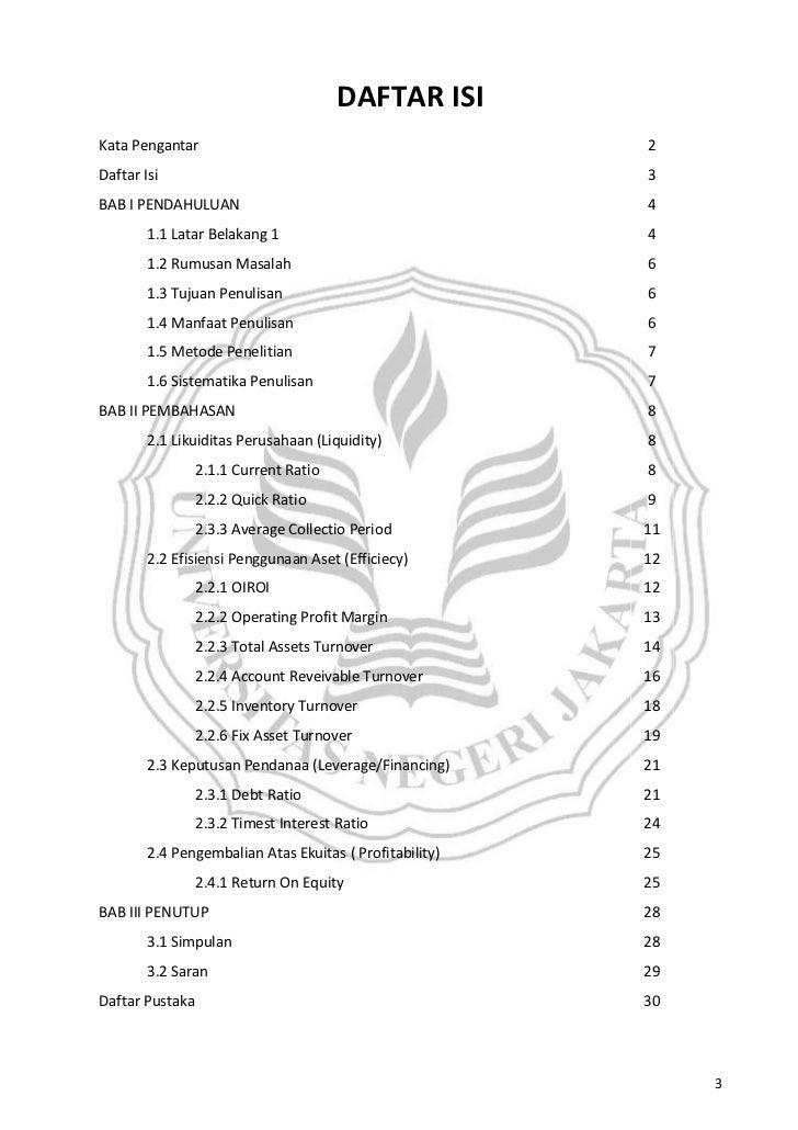 Analisis kinerja keuangan pt kimia farma tbk 2007 2011 Slide 3