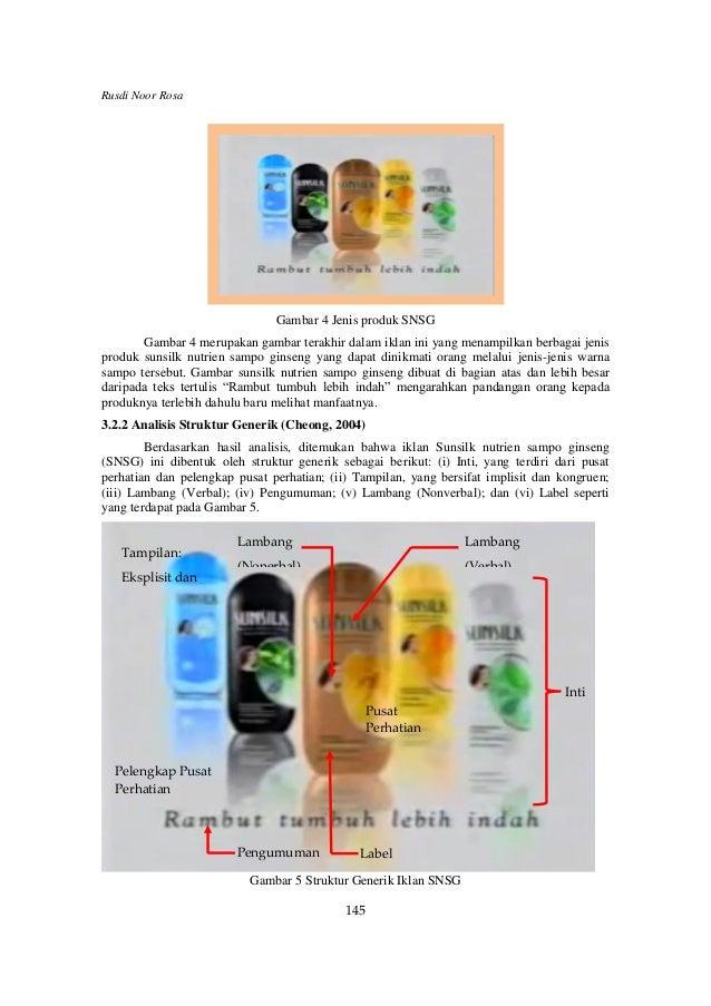 Analisis Multimodal Pada Iklan Sunsilk