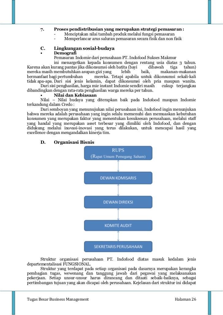 Analisis perusahaan carrefour dan indofood tugas besar business management halaman 25 27 ccuart Image collections
