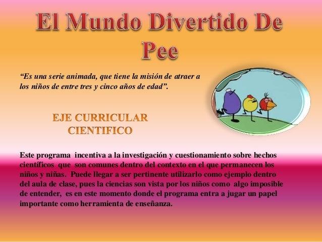 Analisis programas infantiles Slide 3