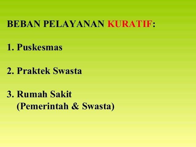 Analisis Sistem Pelayanan Kesehatan Indonesia