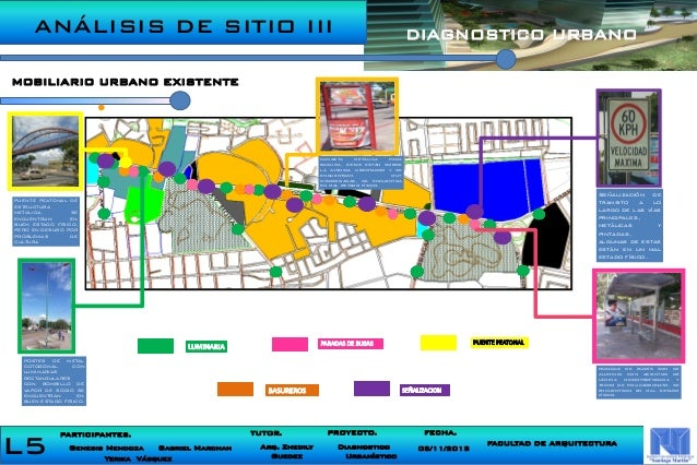 Analisis y conclusion iii dise o vii psm arquitectura for Equipamiento urbano arquitectura pdf