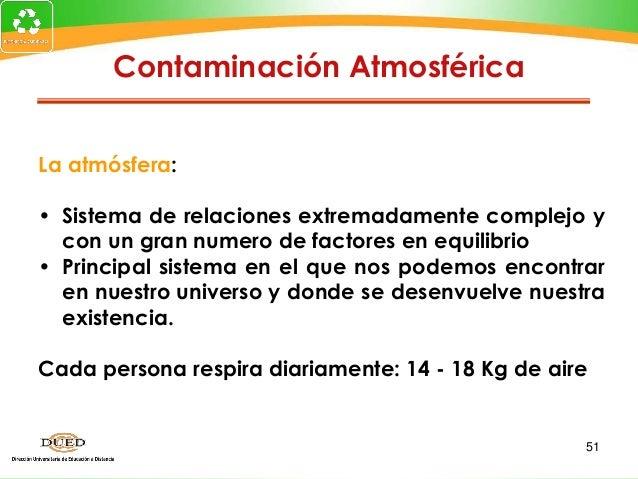 Analisis y control de la contaminacion ambiental