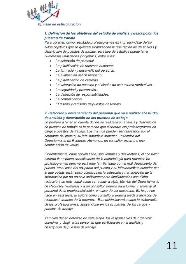 Analisis y descripcion de puestos de trabajo en restauraci n for Trabajo jefe de cocina