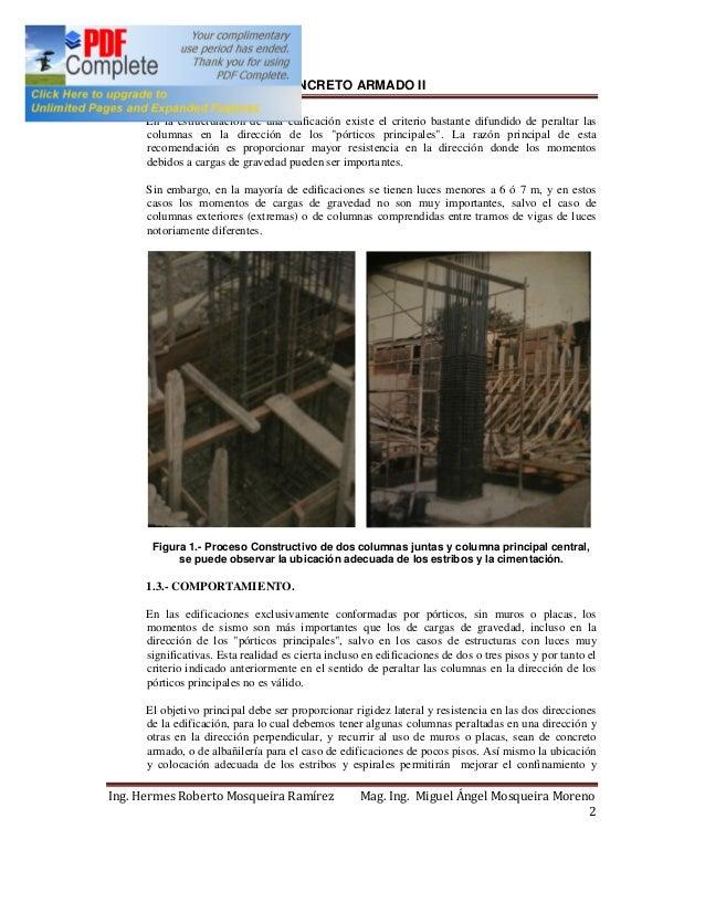 Analisis y diseño por flexocompresion Slide 2