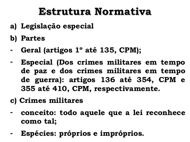 Analista   mpu - direito penal militar - 10-05 Slide 2