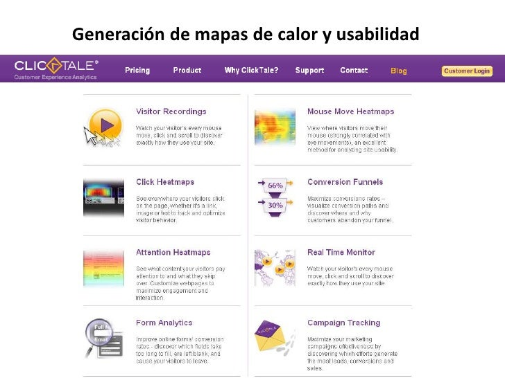 Analitica web presentacion
