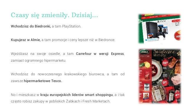 Analiza strategiczna sieci sklepów spożywczych w Polsce Slide 3